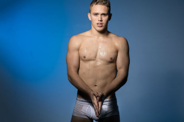Jordan Adams Shirtless by JCA Models