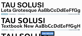 Tutorial Mengetahui Nama Font Pada Gambar Dengan Gampang 9