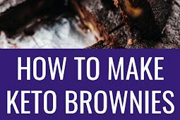 Keto Brownies (Low Carb, Sugar Free Recipe)