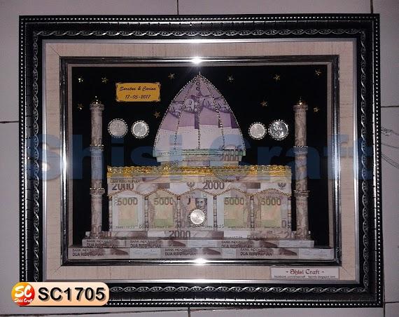 Shisi Craft, Jasa Pembuatan Pigura Mahar Pernikahan Dan Souvenir