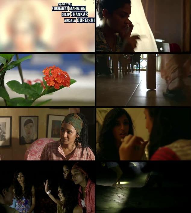 Angry Indian Goddesses 2015 Hindi 720p HDRip 900mb