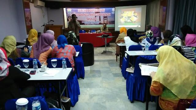 Kurang Inovasi, UMKM Palembang Dilatih
