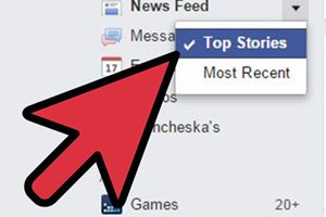 3 Way to Control Facebook News Feed