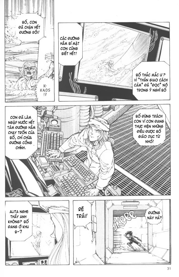 Battle Angel Alita chapter 48 trang 30