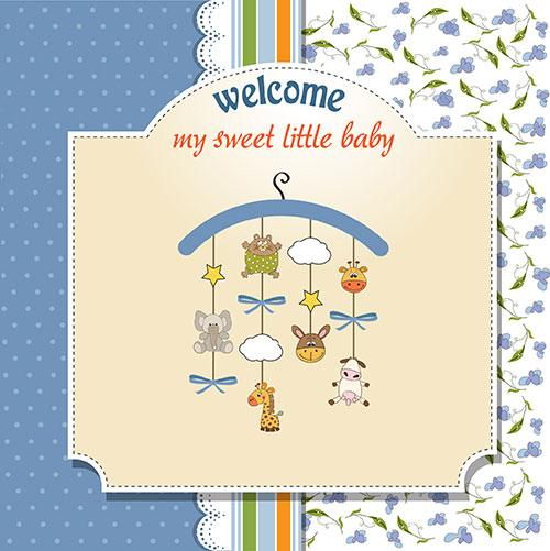 cartoon-baby-card-vector-by-Saltaalavista-Blog