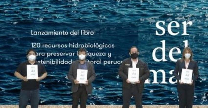 SNP: Sociedad Nacional de Pesquería presenta libro sobre riqueza del litoral peruano