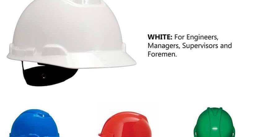 Telecom Knowledge And Experience Sharing Safety Helmet Codes As