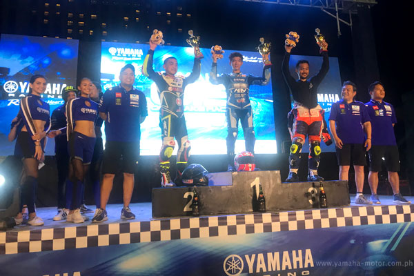 Champions Are Crowned In The Queen City Of The South Yamaha Grand Prix 9 Wazzup Pilipinas News And Events