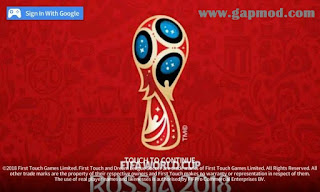 DLS 18 Mod World Cup Rusia v5.061 Apk Data Obb