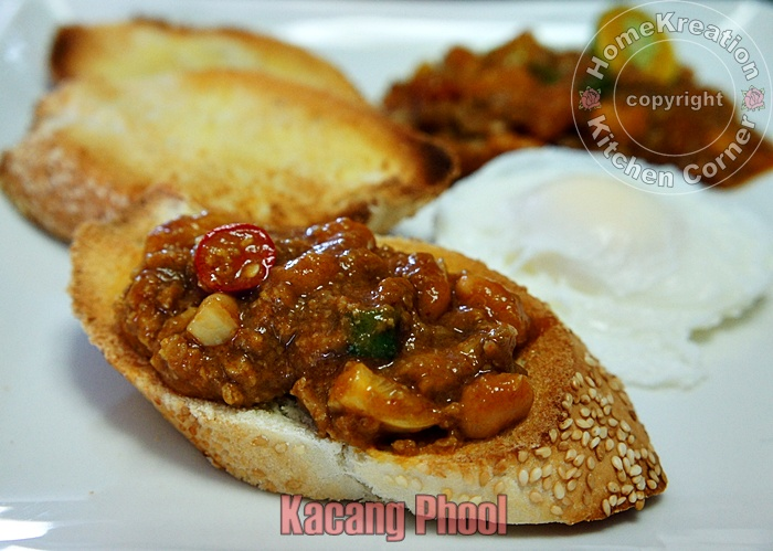 HomeKreation - Kitchen Corner: Kacang Phool