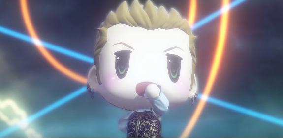 Balthier de Final Fantasy XII llegará a World of Final Fantasy este marzo