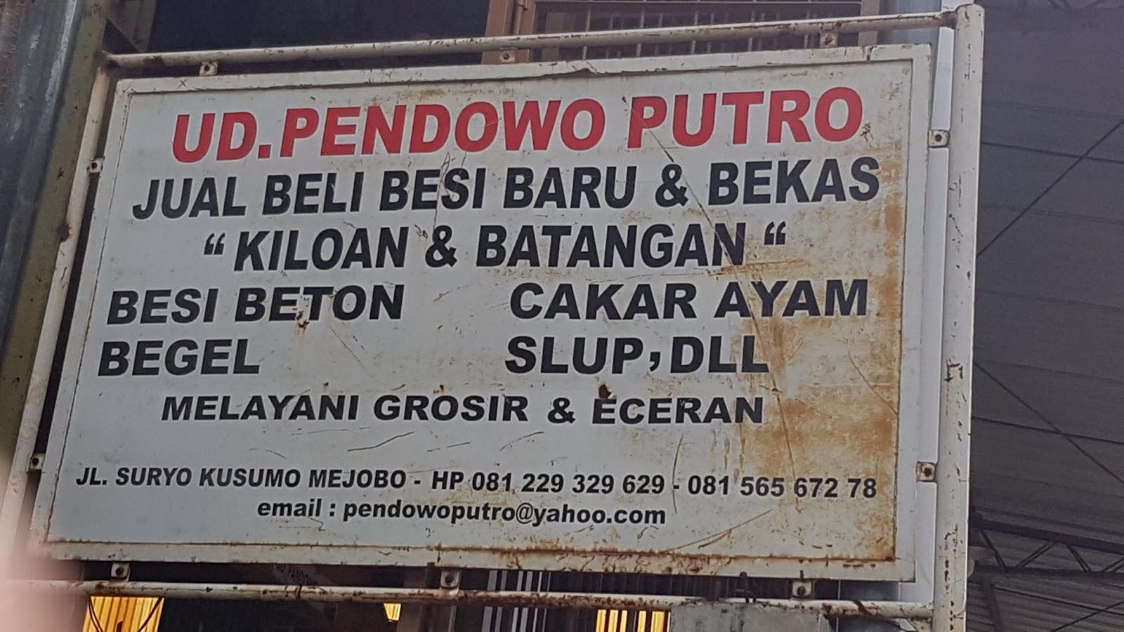 Baja Ringan Murah Kudus Kabupaten Jawa Tengah 59313 Toko Besi Pendowo Putro