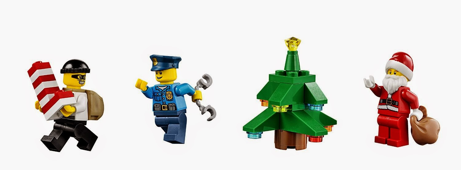 LEGO City Advent Calendar #60063