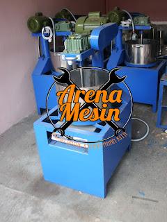 mesin pemasak jahe instan