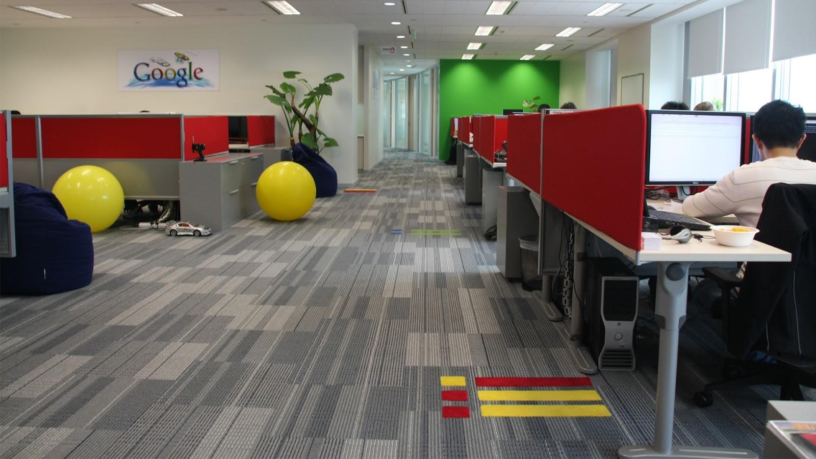 Google Home Office