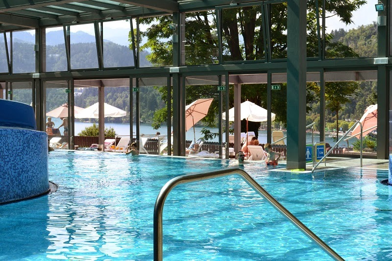 Bled, Slovénie, voyage, Europe, Wellness, Sava Hotel, Spa