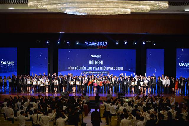 Lễ trao thưởng tại Danko Group