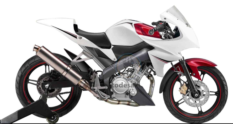 Gambar Modifikasi Motor Yamaha