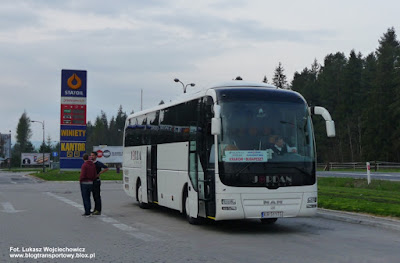 MAN Lion's Coach, Jordan Group, Eurobus-Eurolines