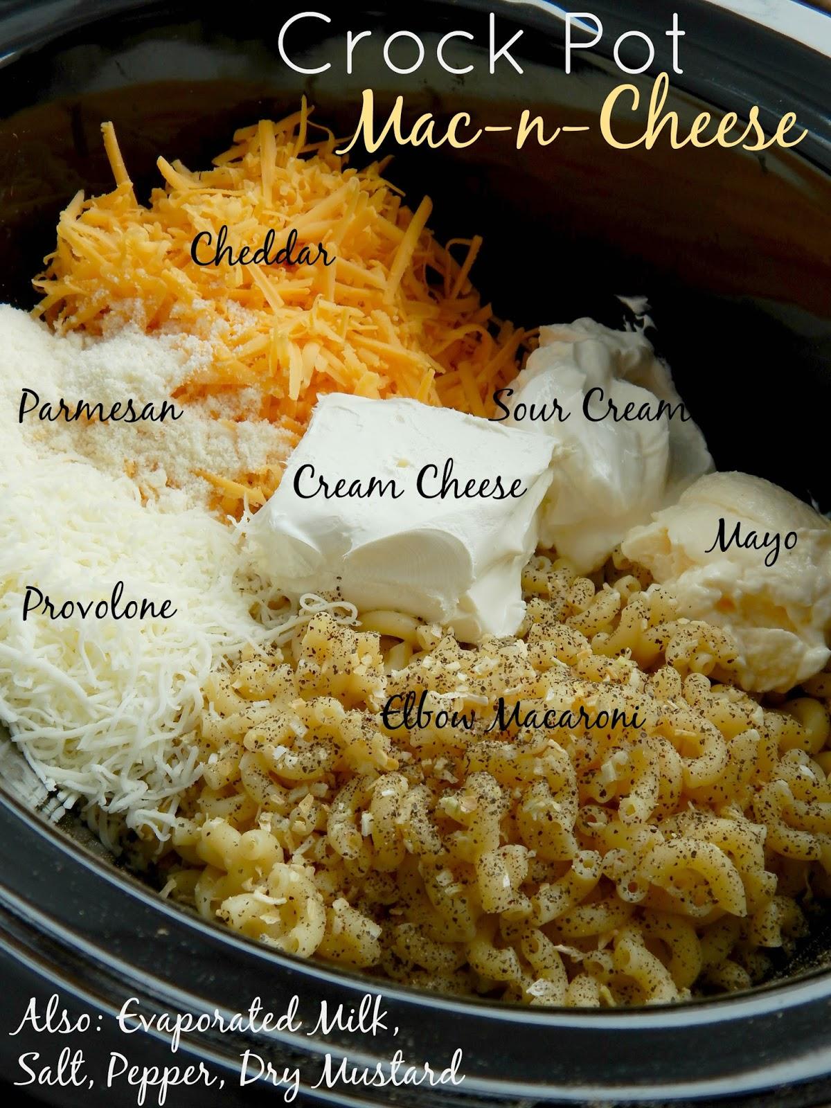 Ally S Sweet Amp Savory Eats Crock Pot Mac N Cheese