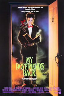 my boyfriends back