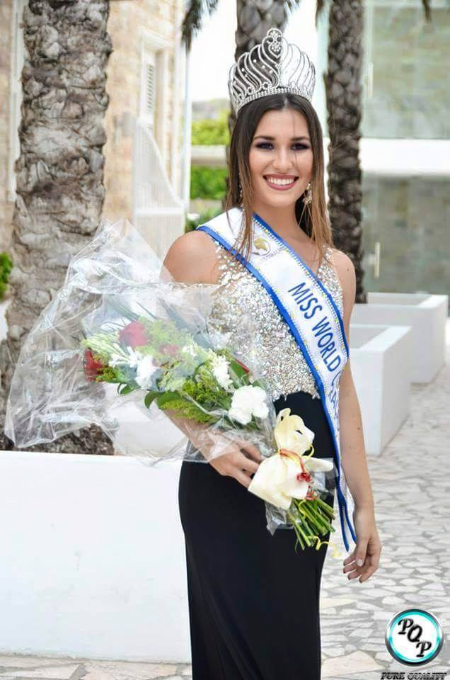 Eye For Beauty: Miss World Curacao 2015