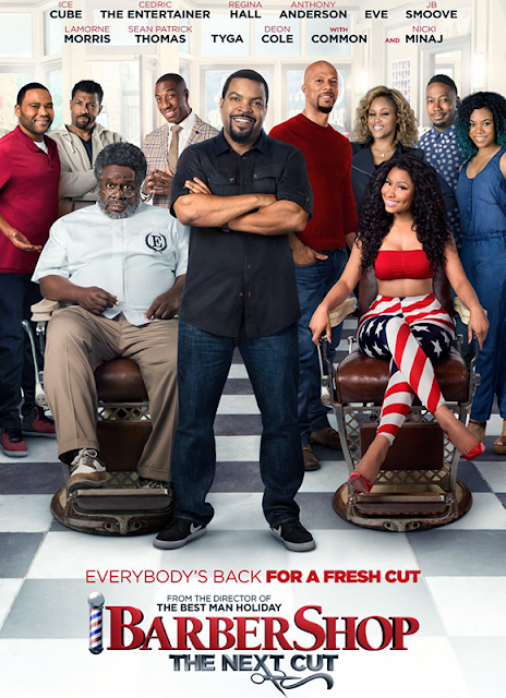 Poster Barbershop: The Next Cut