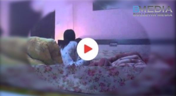 Suami Letak CCTV Dalam Bilik Dia. Sungguh Tidak Sangka Rakamkan Perbuatan Isterinya Sebelum Tidur.. Rupa-Rupa Ini Yang Isterinya Buat Ini Sebelum Tidur Selama Ini!! Memang Mengejutkan!!!