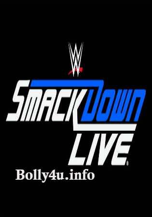 WWE Smackdown Live HDTV 480p 350MB 09 January 2018 Watch Online Free Download Worldfree4u 9xmovies