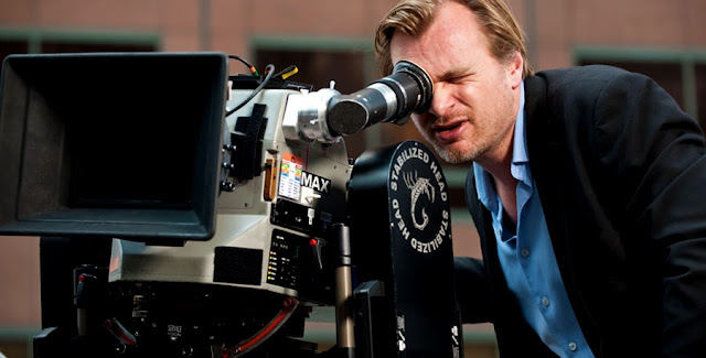 Christopher Nolan - IMAX Camera