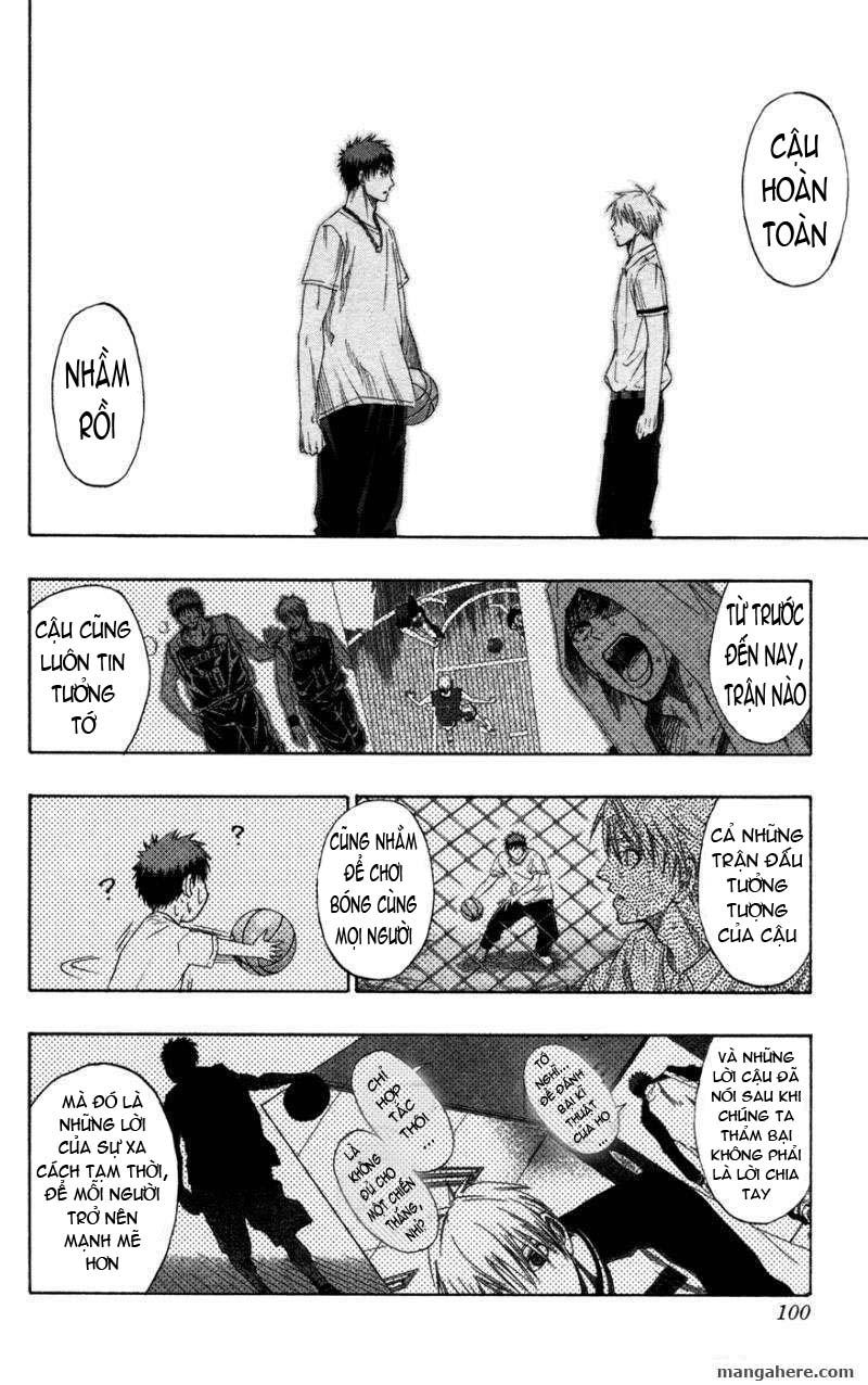 Kuroko No Basket chap 057 trang 15