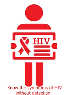 HIV के लक्षण जाने - बिना जांच करवाये