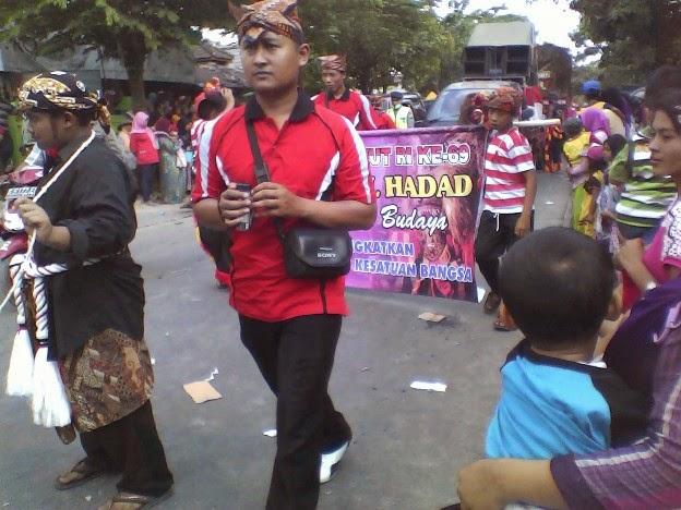SDI Al Haddad pada Festival Karnaval Kecamatan Singgahan Tuban 2014