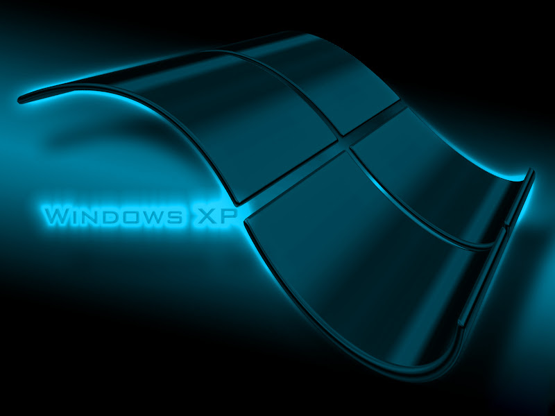 blue windows xp wallpaper glass rose 3d wallpapers hq widescreen title=