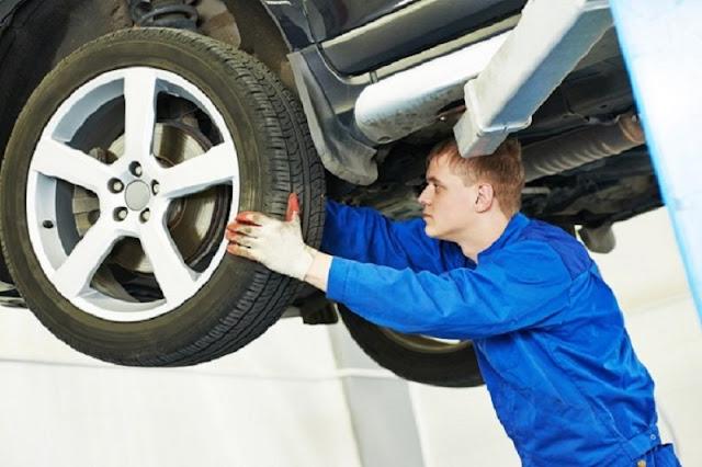 Car Brake Service