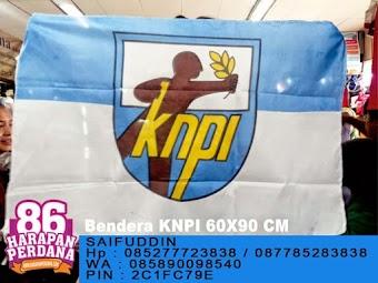 Jual BENDERA KNPI UKURAN 60CMX90CM BENDERA ORMAS - Maha Karya Advertising | Tokopedia