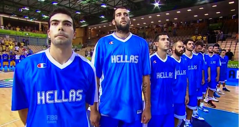 Εθνική Ελλάδας Μπάσκετ:  Στα άδυτα της προετοιμασίας - Μέρος 1ο