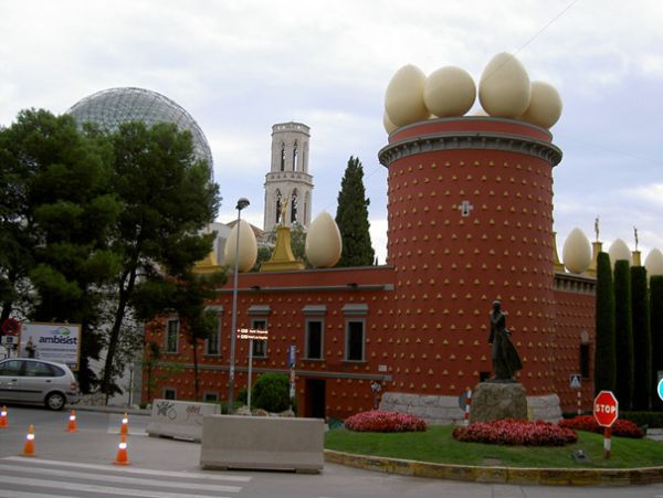 The Torre Galatea Figueras (Spanyol)