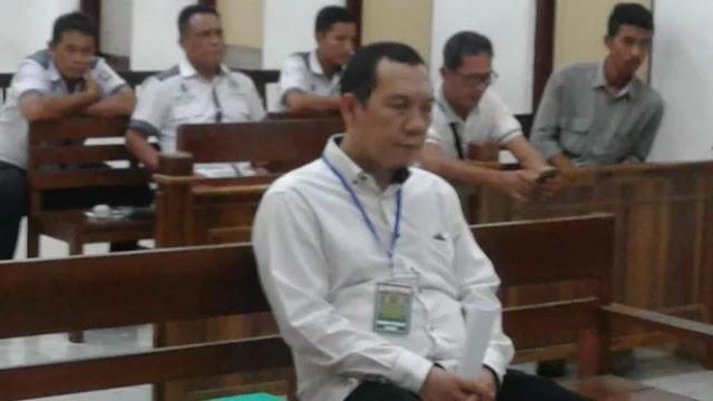 Pegawai PTPN yang Kampanyekan Prabowo Divonis 3 Bulan Penjara