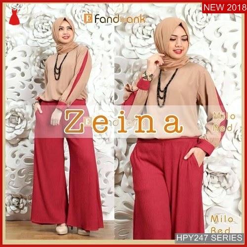 HPY247Z179 Zeina Set Anak celana Murah BMGShop