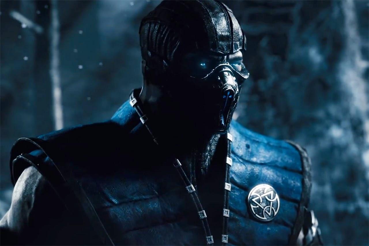 Mortal Kombat LZ Blog: Sub-Zero (MKX)