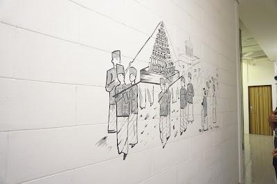 jasa mural, jasa wallpainting, wall painting jogja