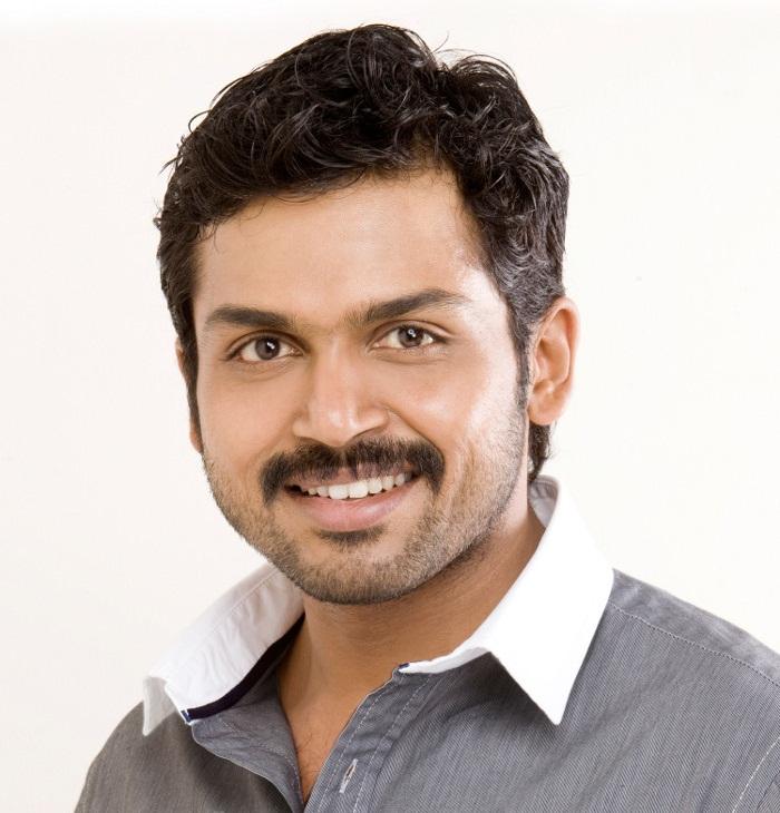Tamil Actor Karthi (Karthik Sivakumar) Would-be/wife