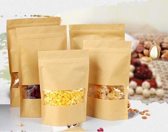 công ty in túi giấy thực phẩm