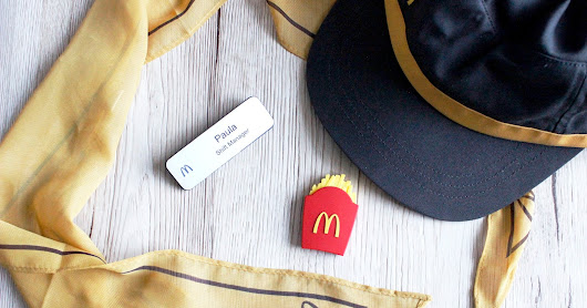 Working For McDonald's
