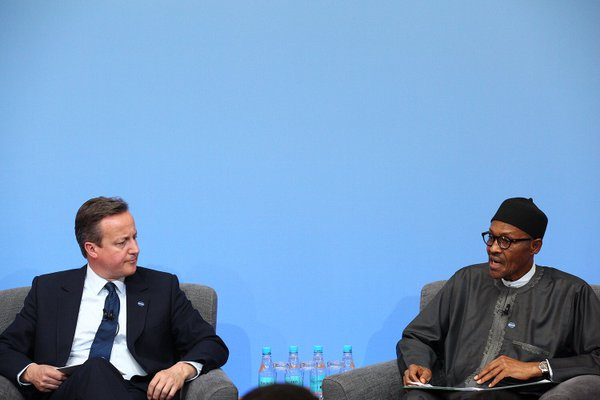 David Cameron, President Buhari, Others At The Opening Plenary Of The London Anti-Corruption Summit_2