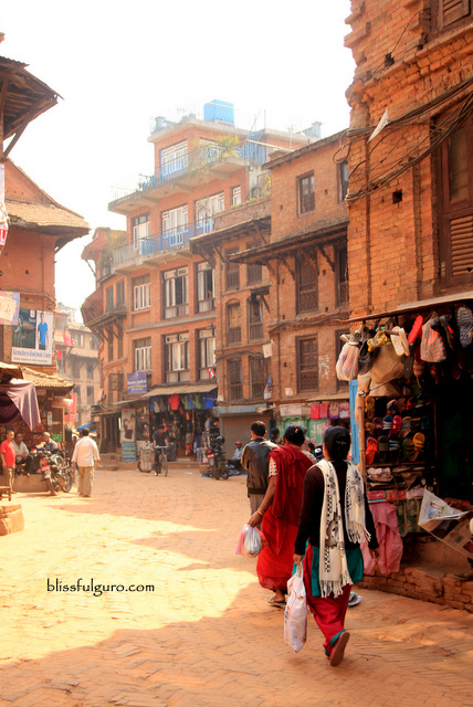 UNESCO World Heritage City of Bhaktapur Nepal Blog