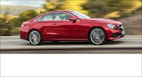 Đánh giá xe Mercedes E200 Coupe 2017