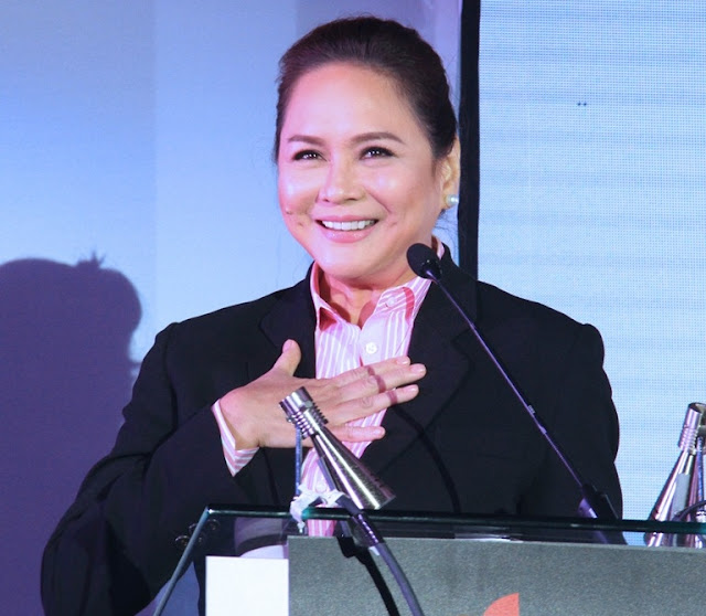 ABS-CBN's big boss Charo Santos-Concio