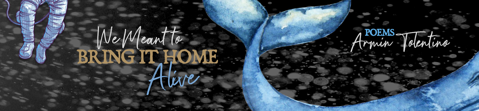 We Meant to Bring It Home Alive header banner